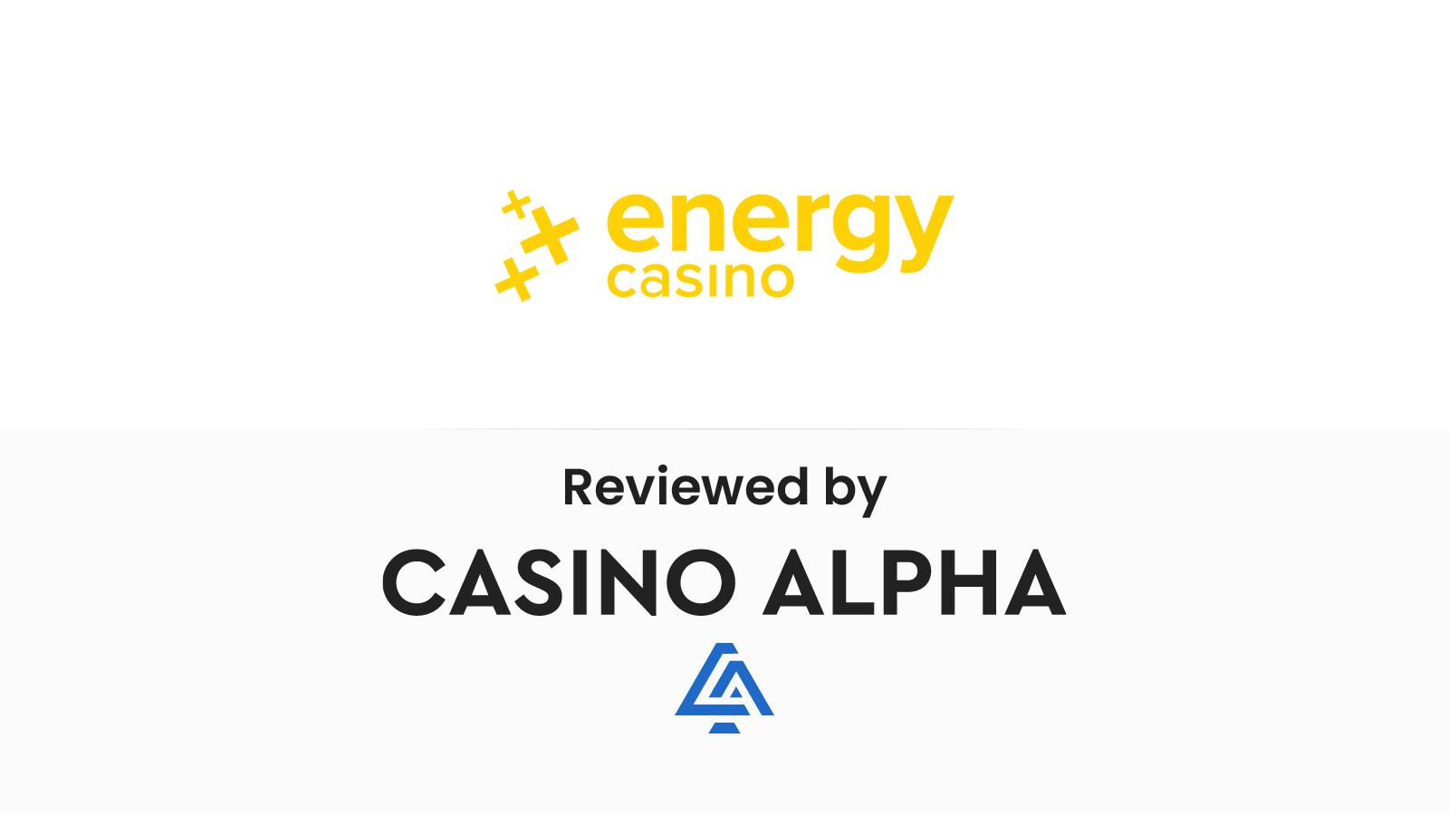 EnergyCasino Review & Promo codes