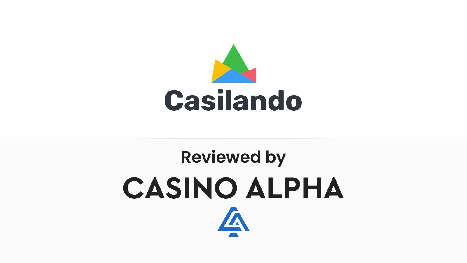 Casilando Review & Bonus codes