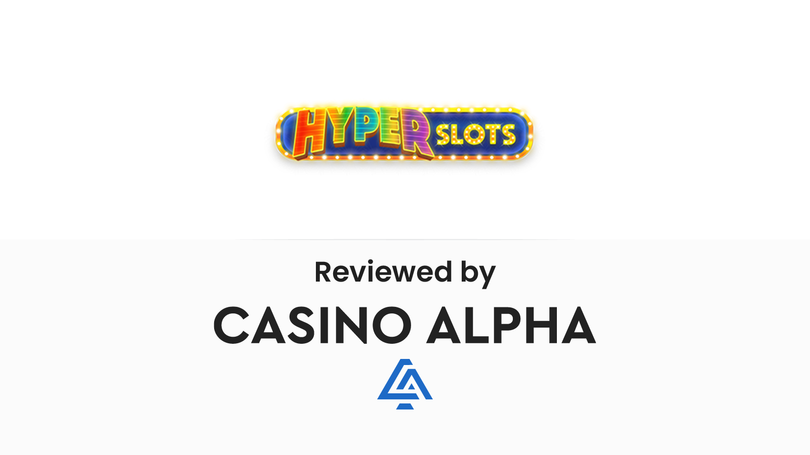 Hyper Slots Review & Promotions List