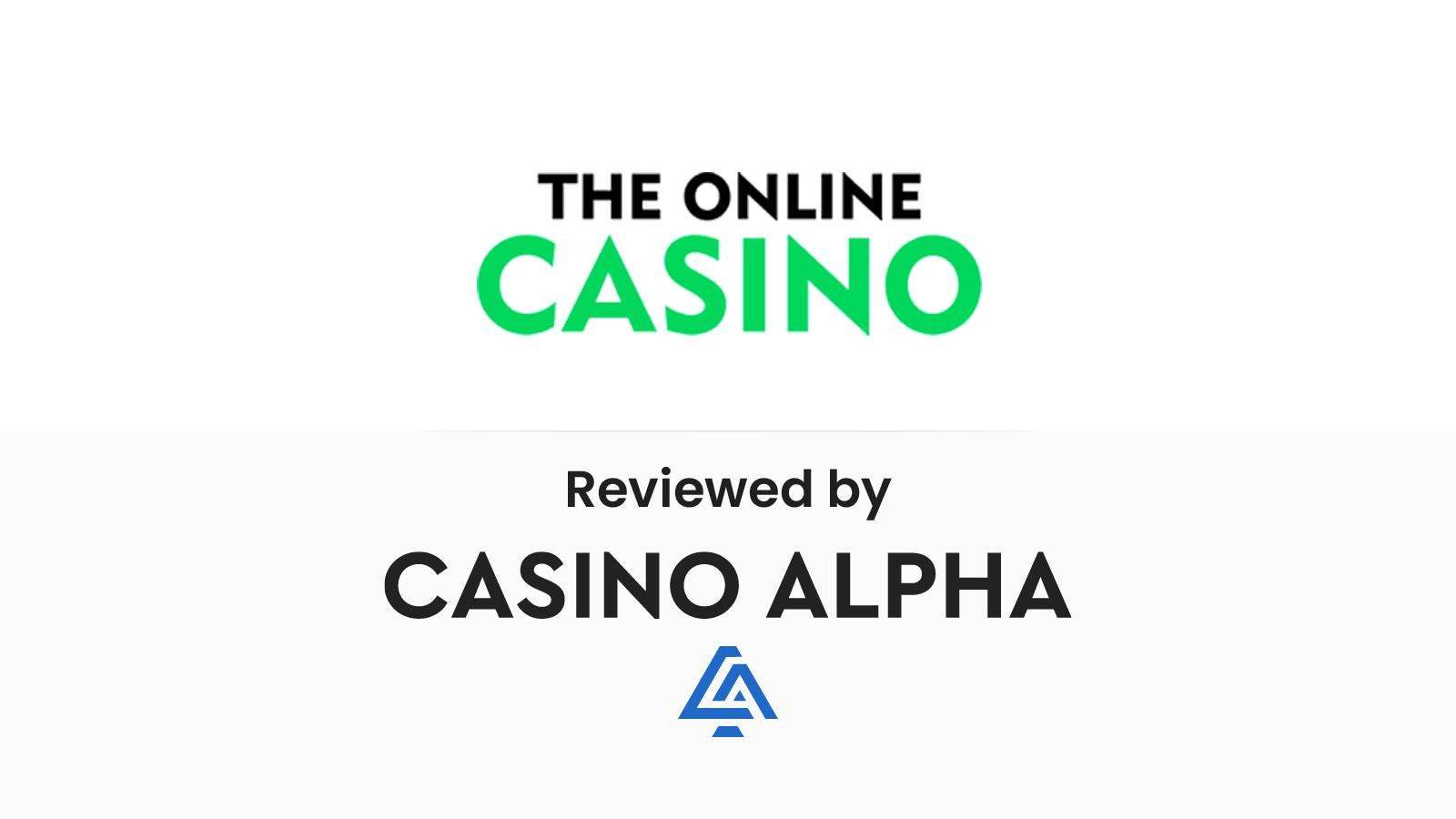 TheOnlineCasino Review & Bonuses
