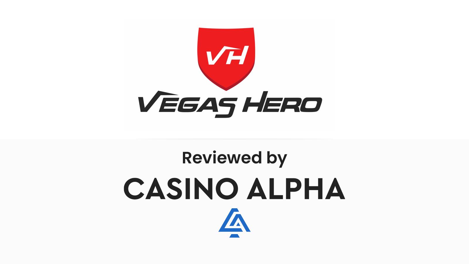 Vegas Hero Review & Bonus codes