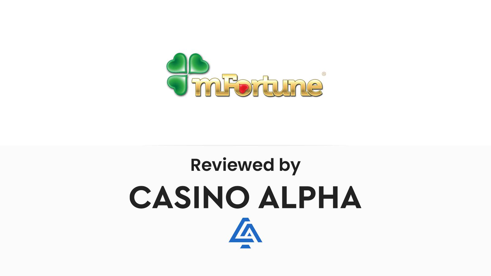 mFortune Review & Bonus codes
