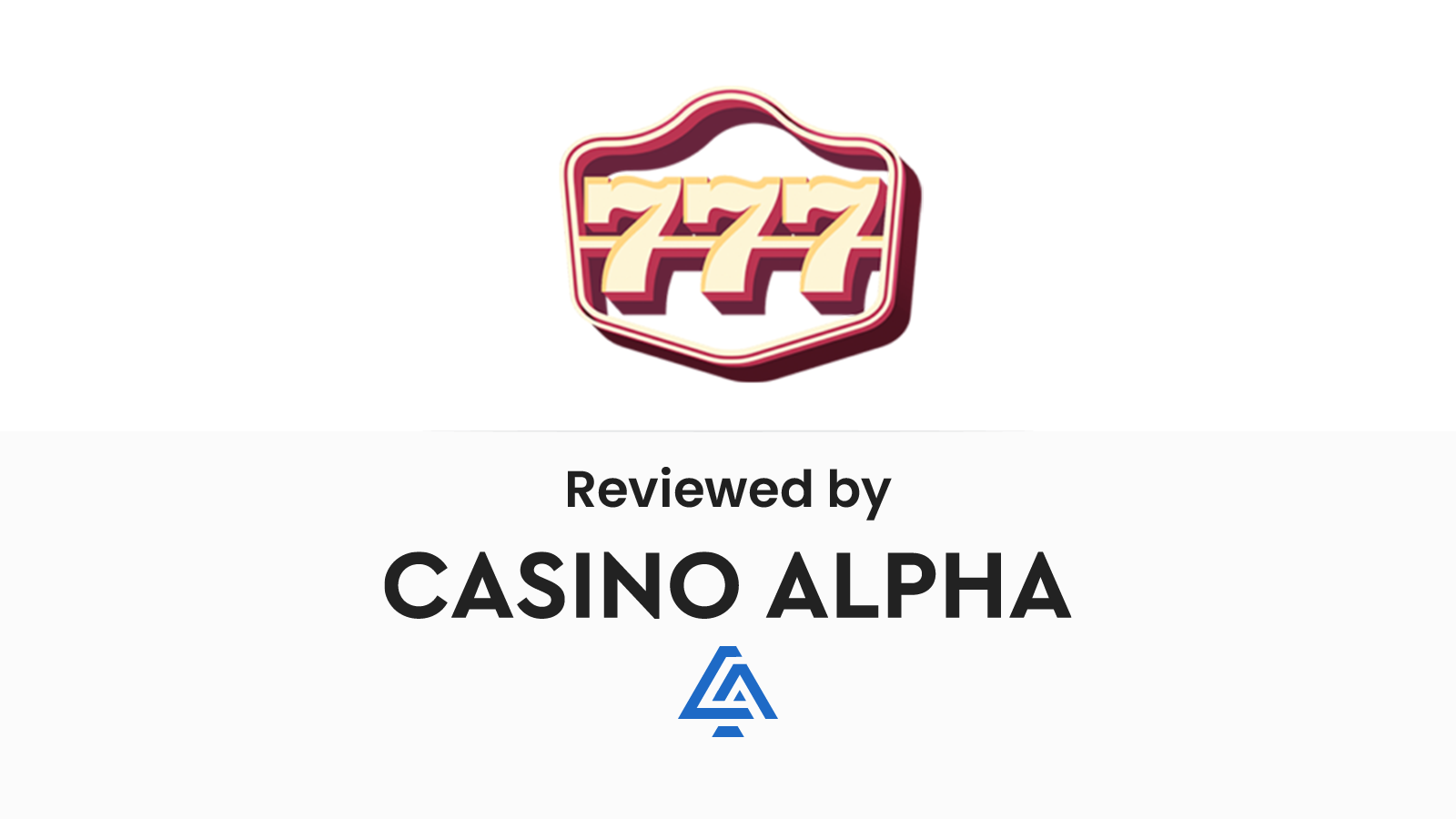 777 Review & Promo codes