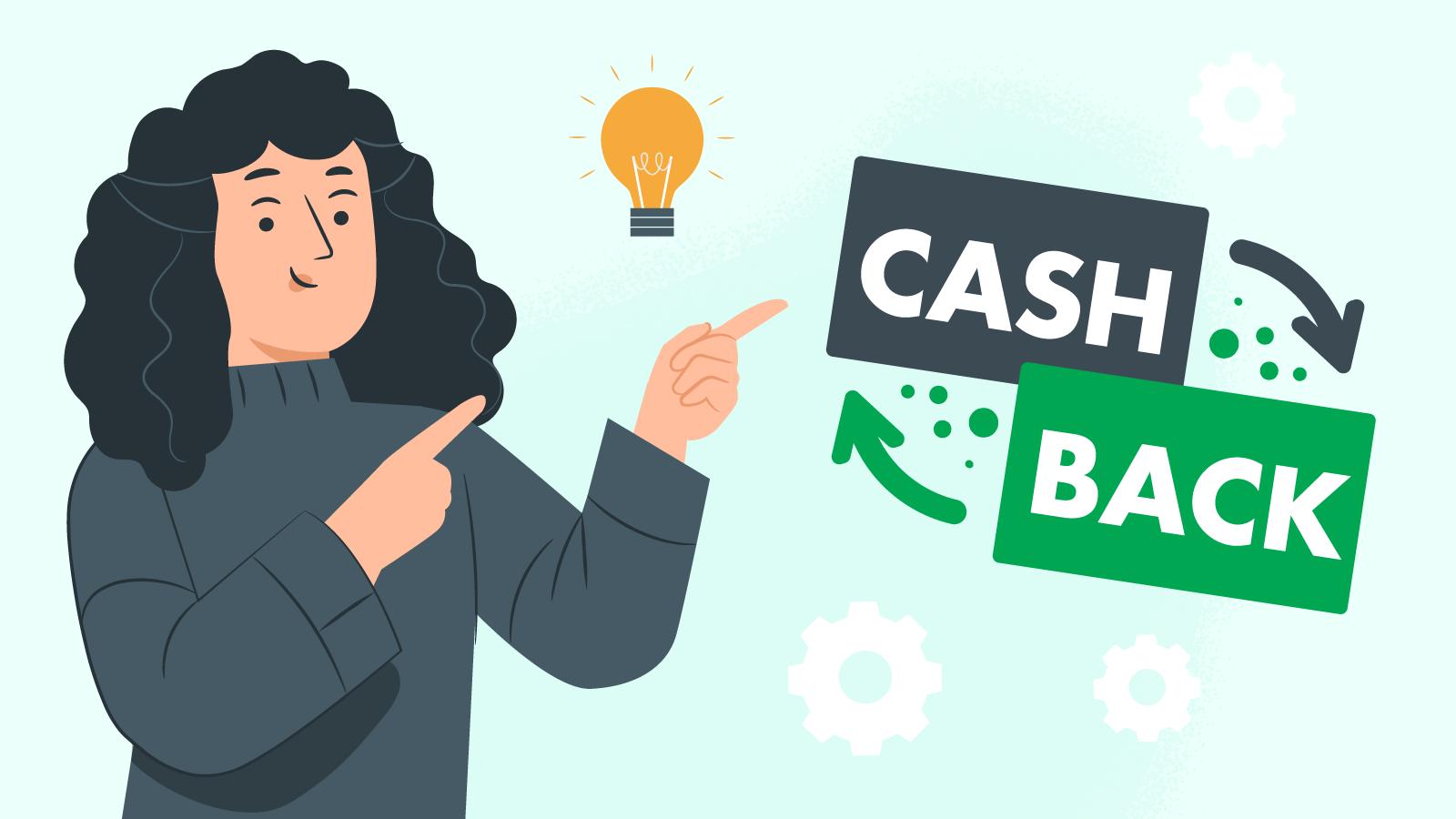 How do cashback bonuses work