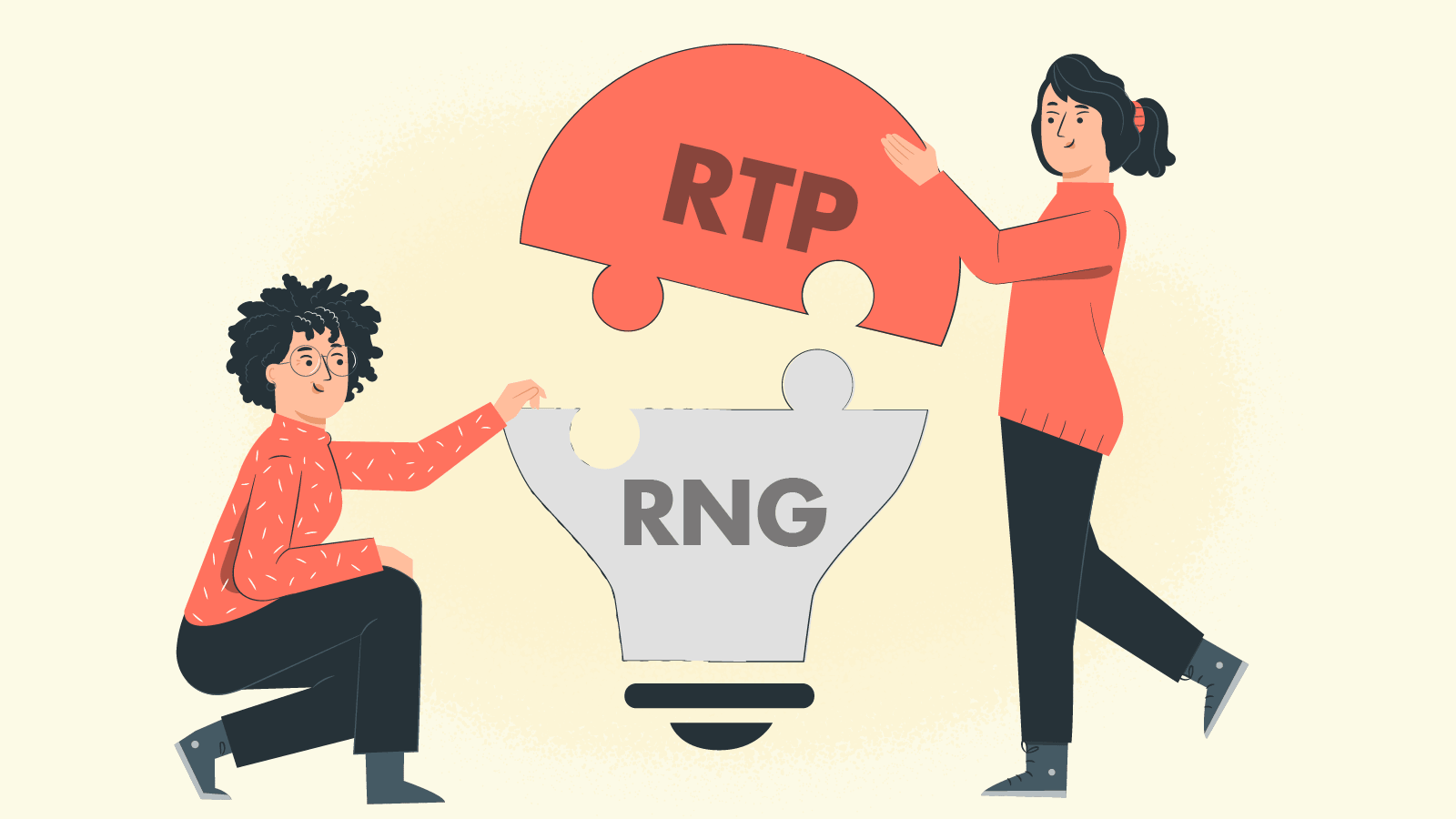 Is there any connection between RNG and RTP