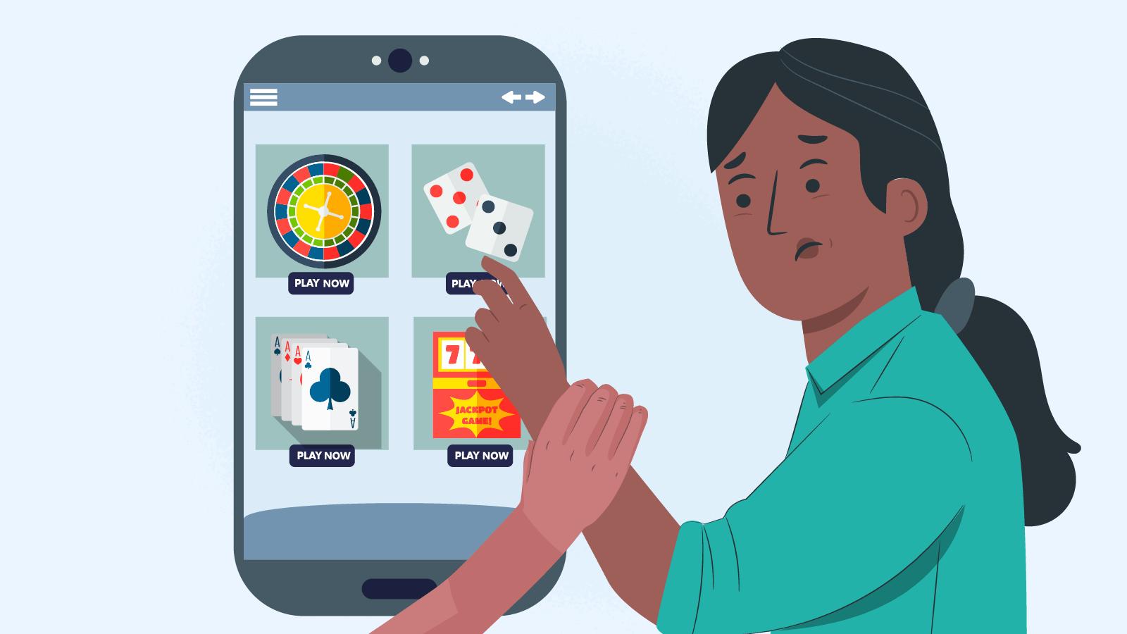 Self Help for gambling addiction
