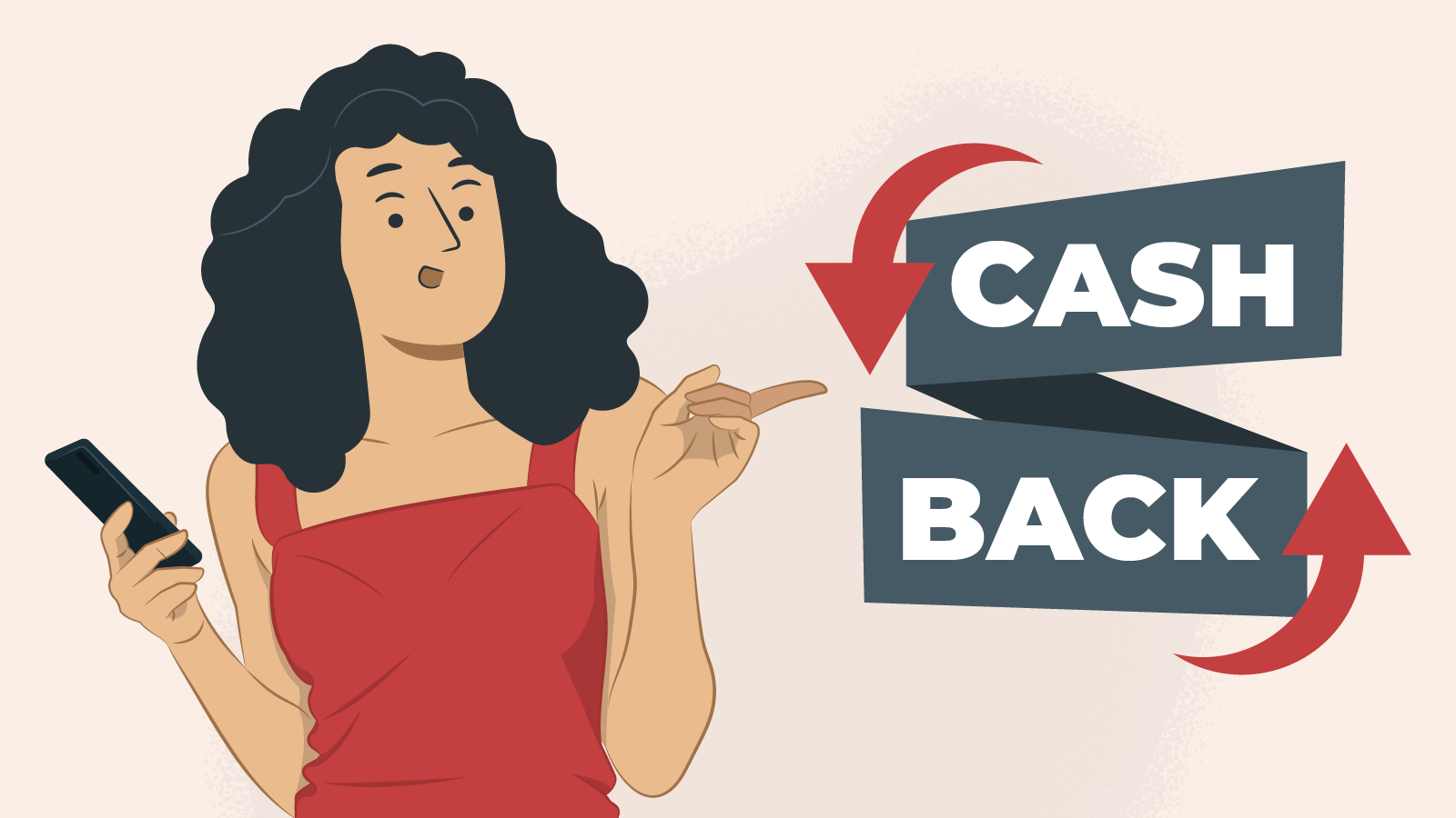 Step 3 If you got here, make use of cashback bonuses