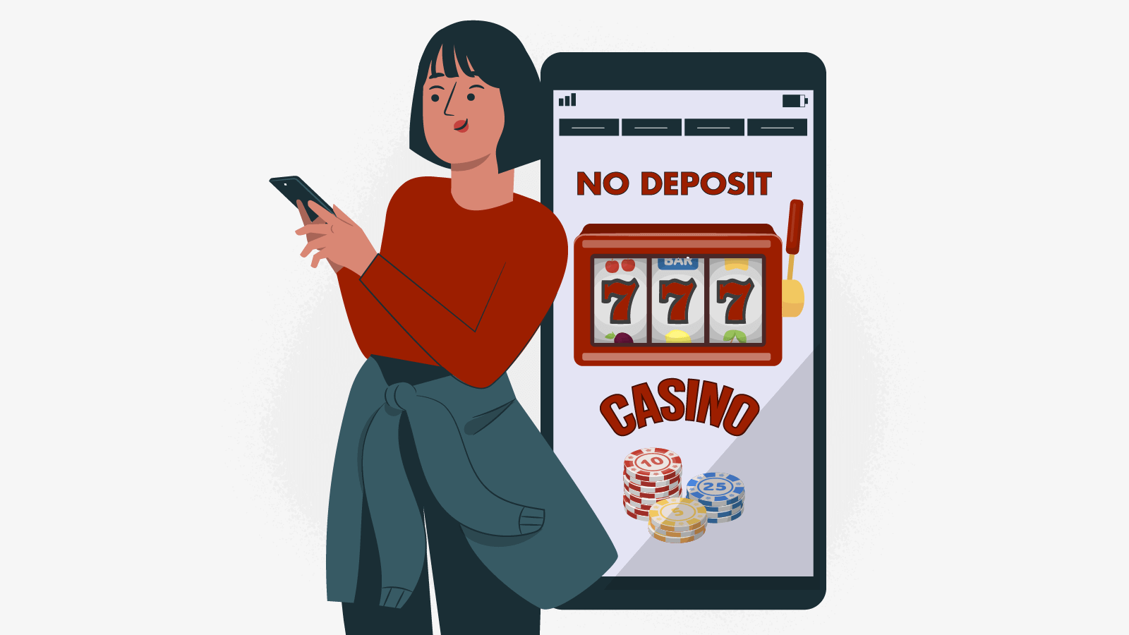 No Deposit Bonus 2021 | Latest UK No deposit Casinos