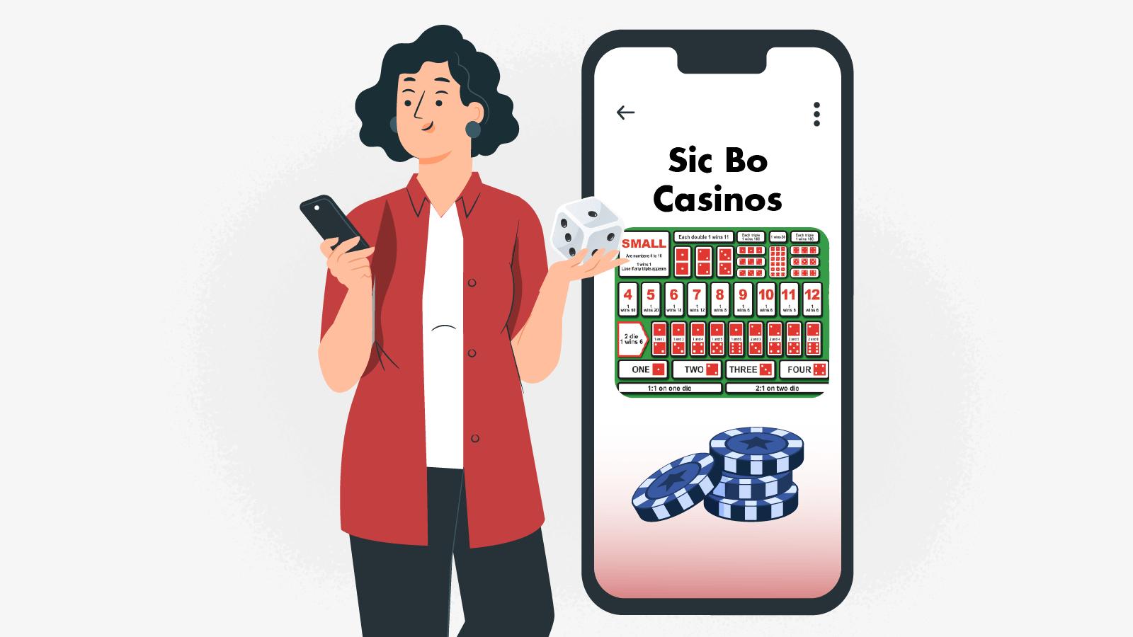 UK 2021 Best Sic Bo Casinos