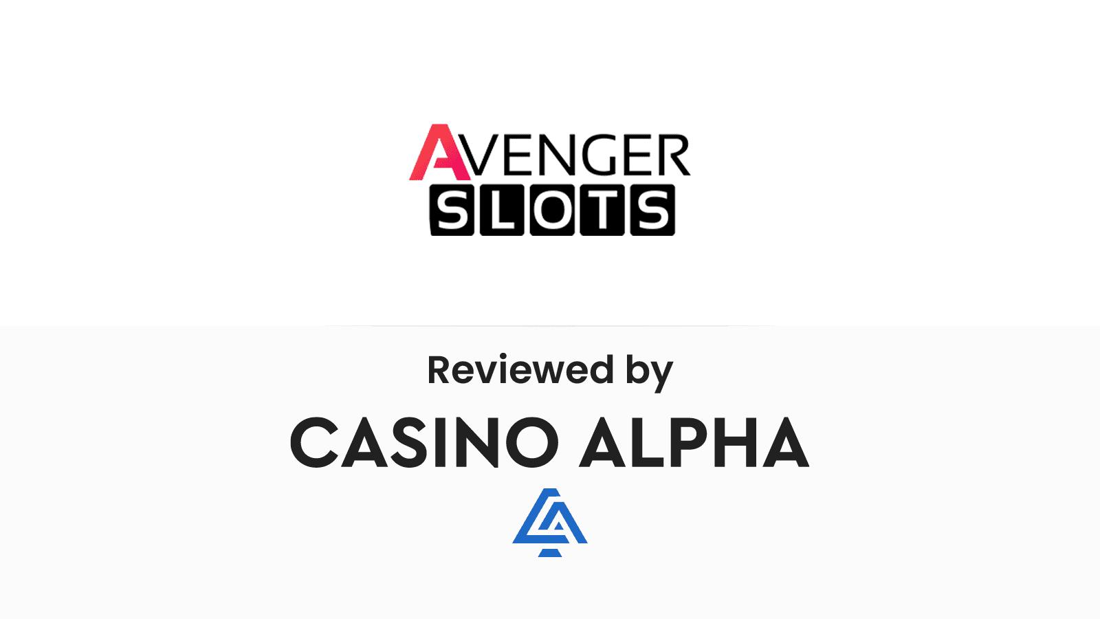 Avenger Slots Review & Promotions List