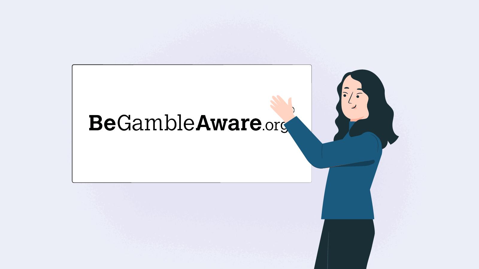 Be gambling aware