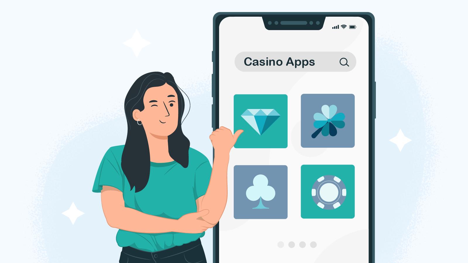 Best Casino Apps in the UK