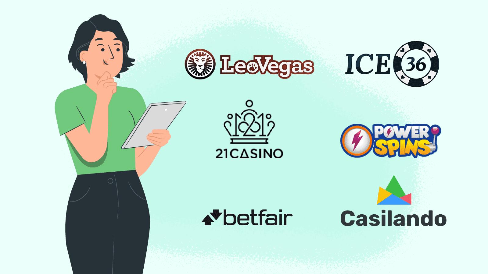 Best Online Baccarat Casinos