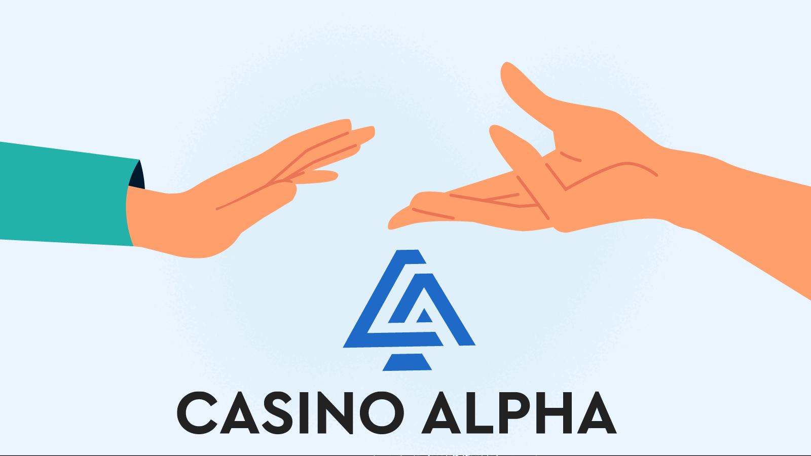 CasinoAlpha is here to help
