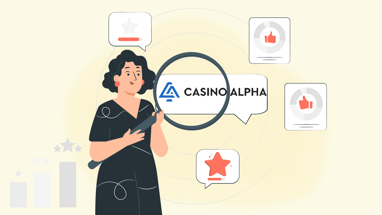 CasinoAlpha's latest reviewed new casinos
