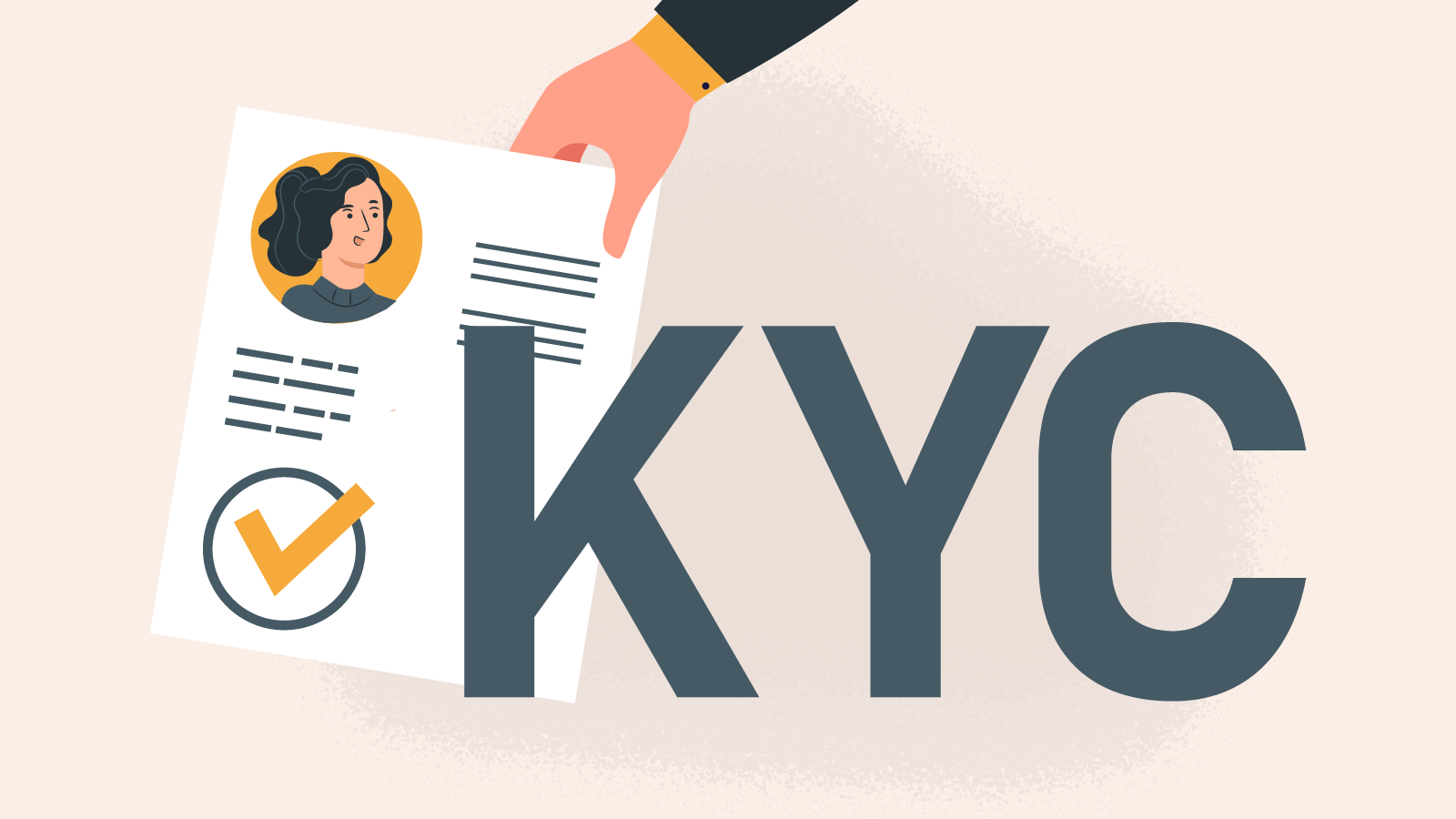 Check your KYC off the list early