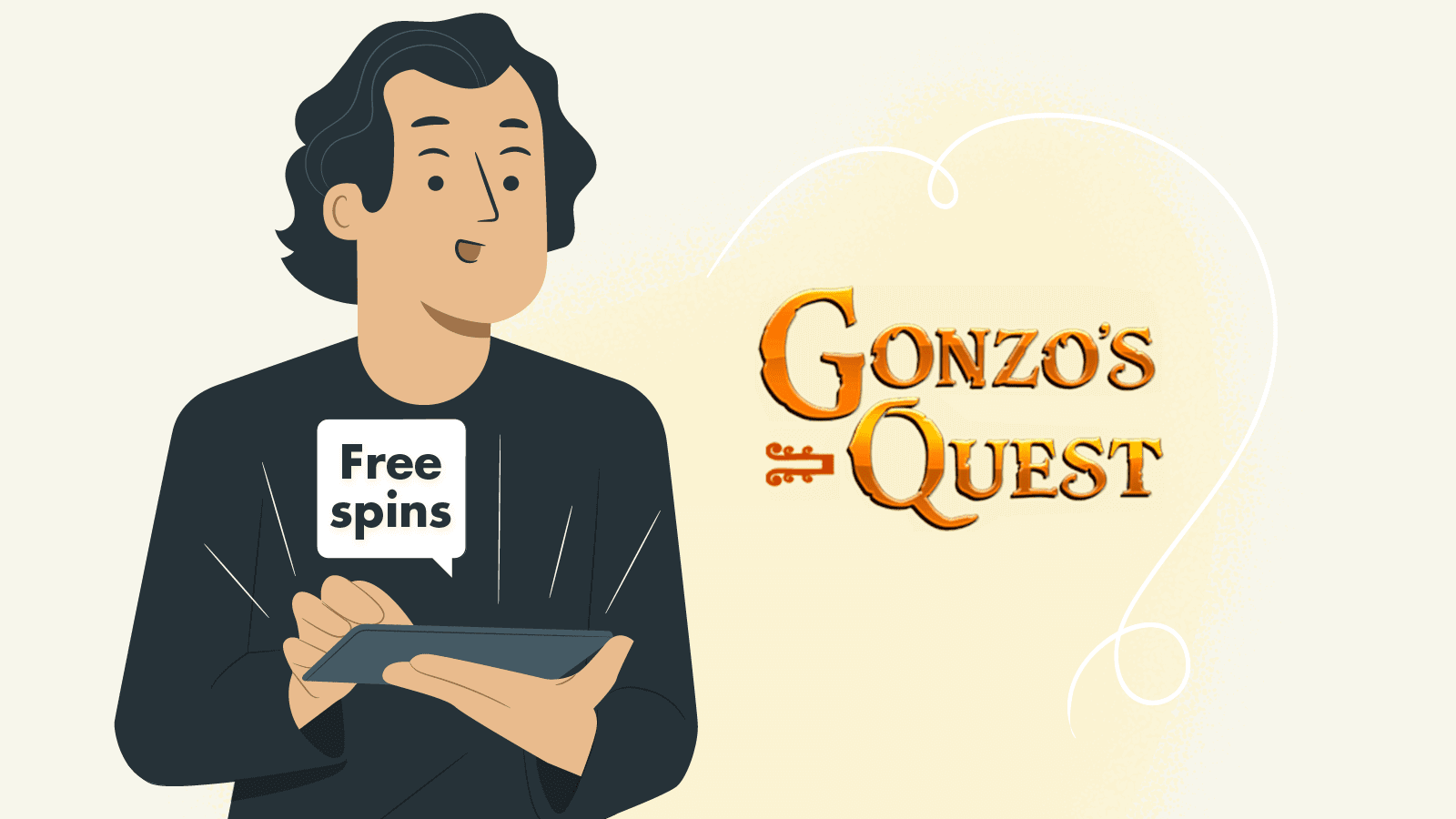 Free Spins Gonzo's Quest to try