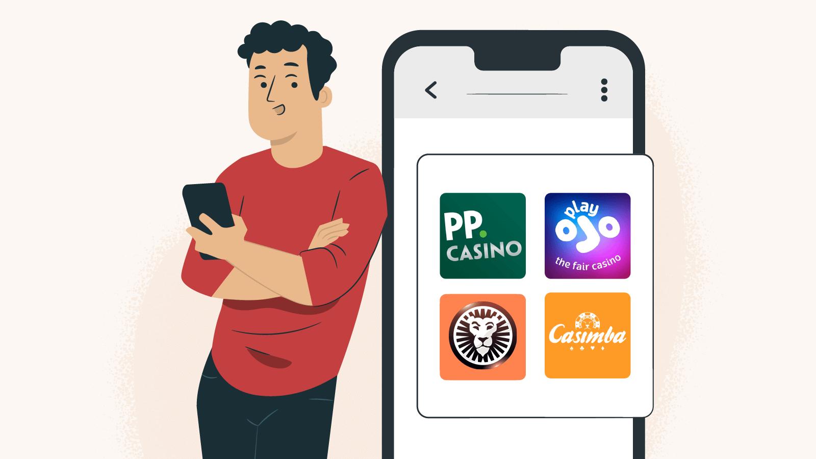 Here are 4 best casino Craps app