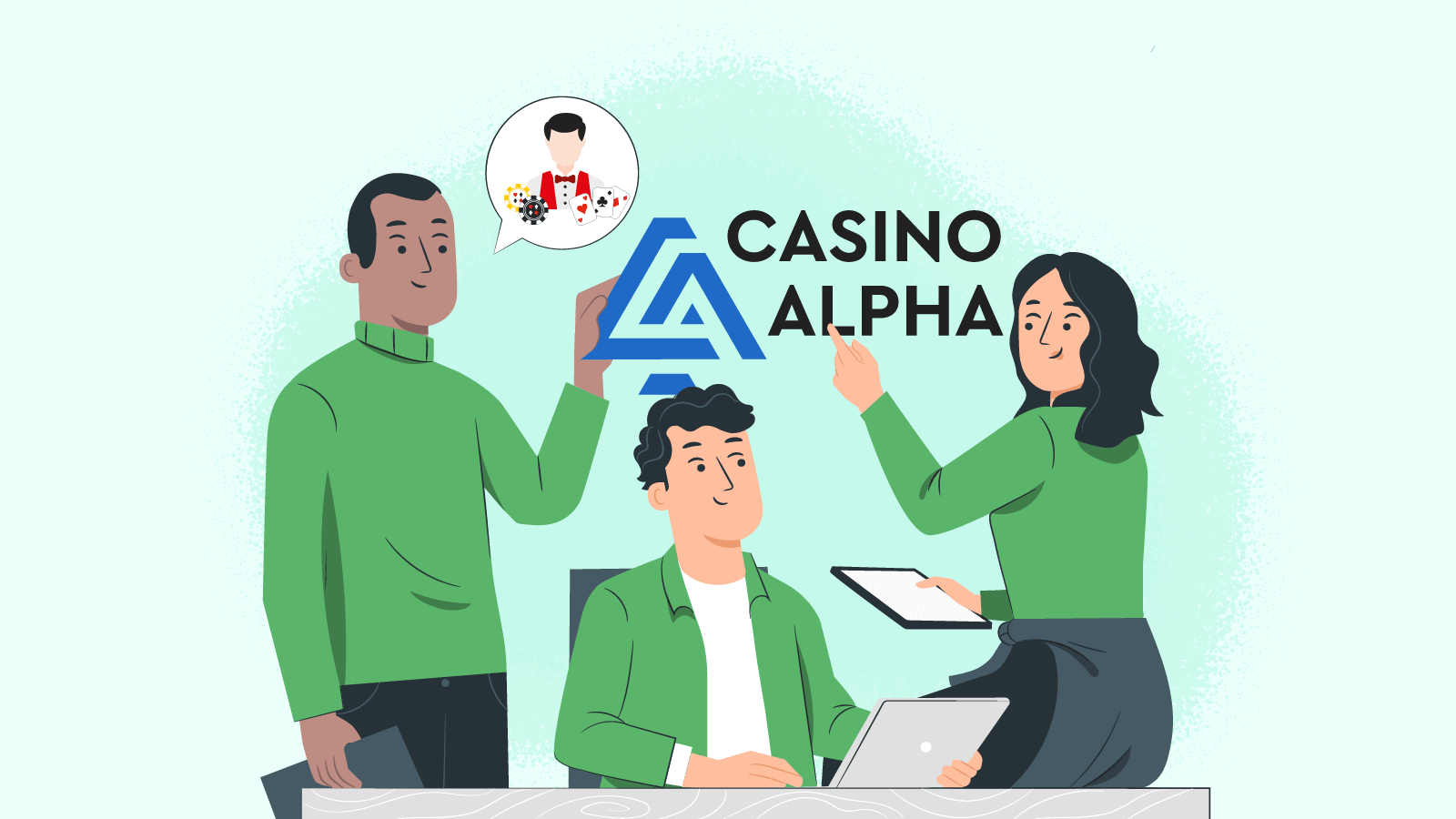 How Does the CasinoAlpha team Approach the Live Casino Selection