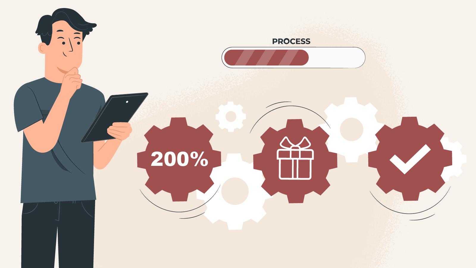 Why should you opt for a 200% deposit bonus casino