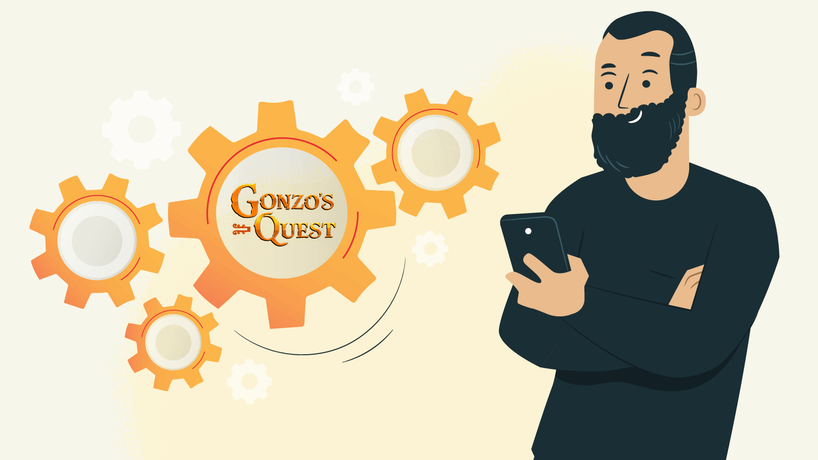How to play Gonzo's Quest free spins