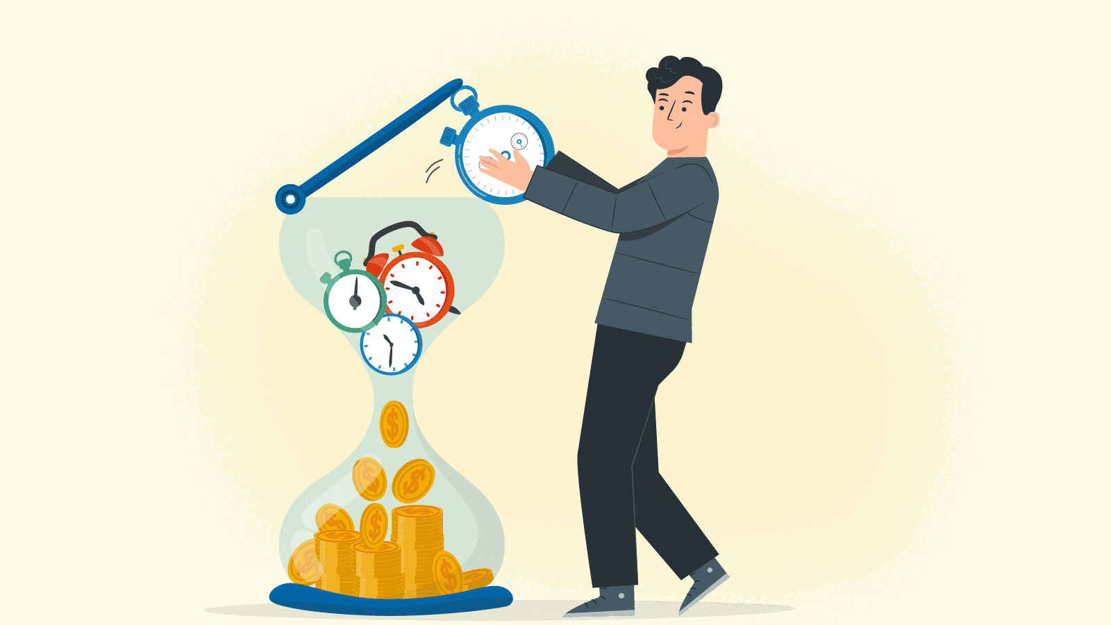 Keep Track of the Time and Money you Spend