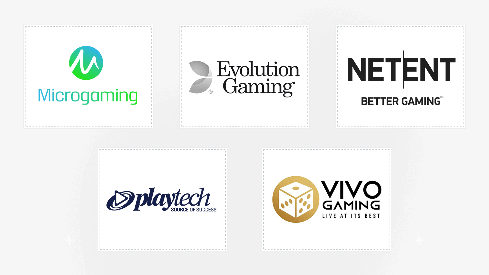 Listing the best Live Game Providers