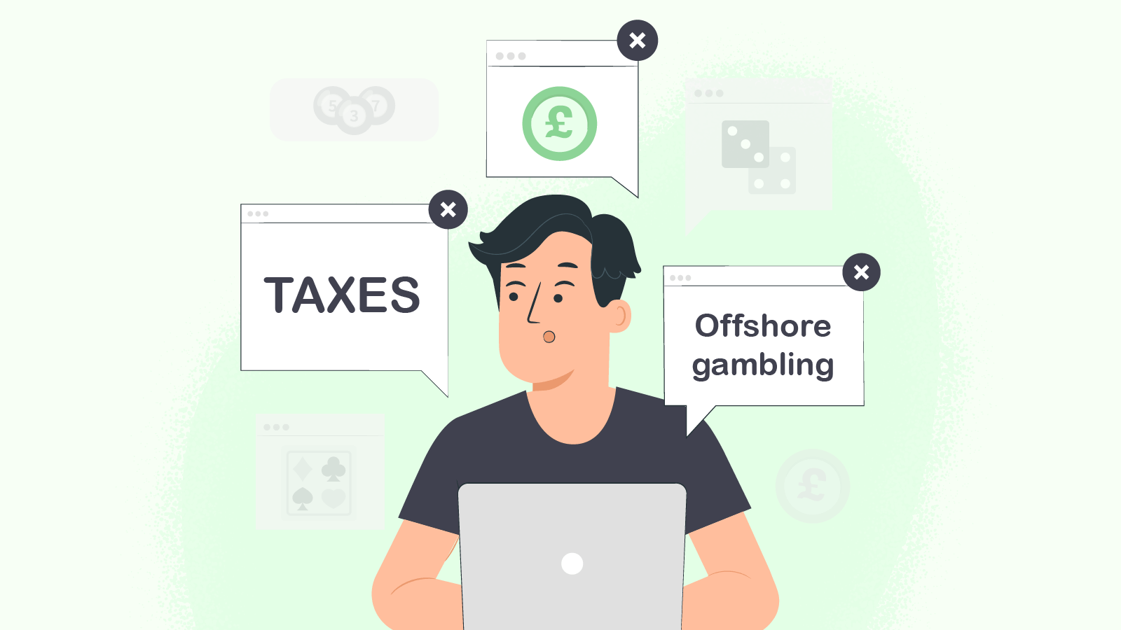 Offshore gambling taxes
