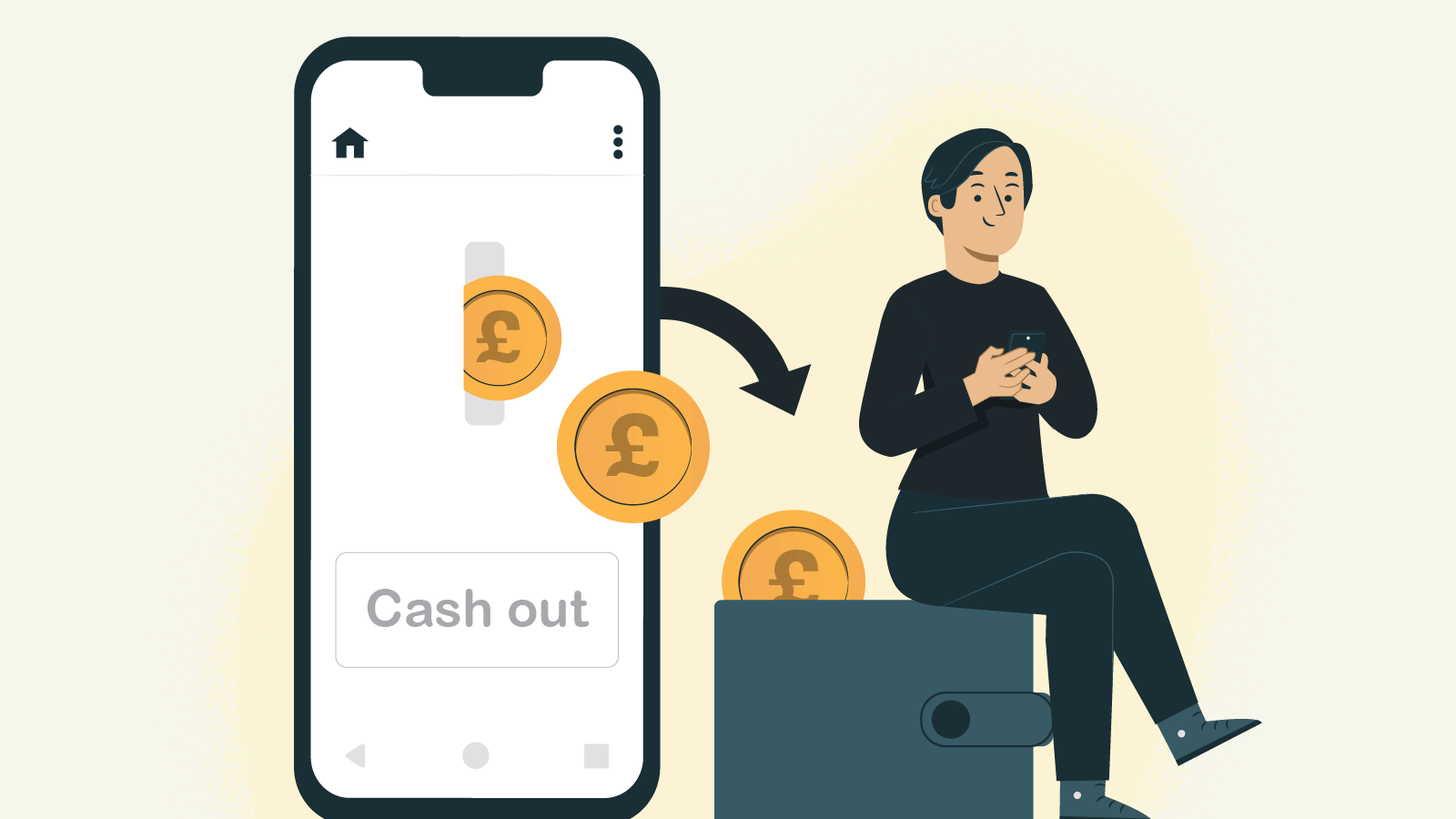 Prepare before you cash out