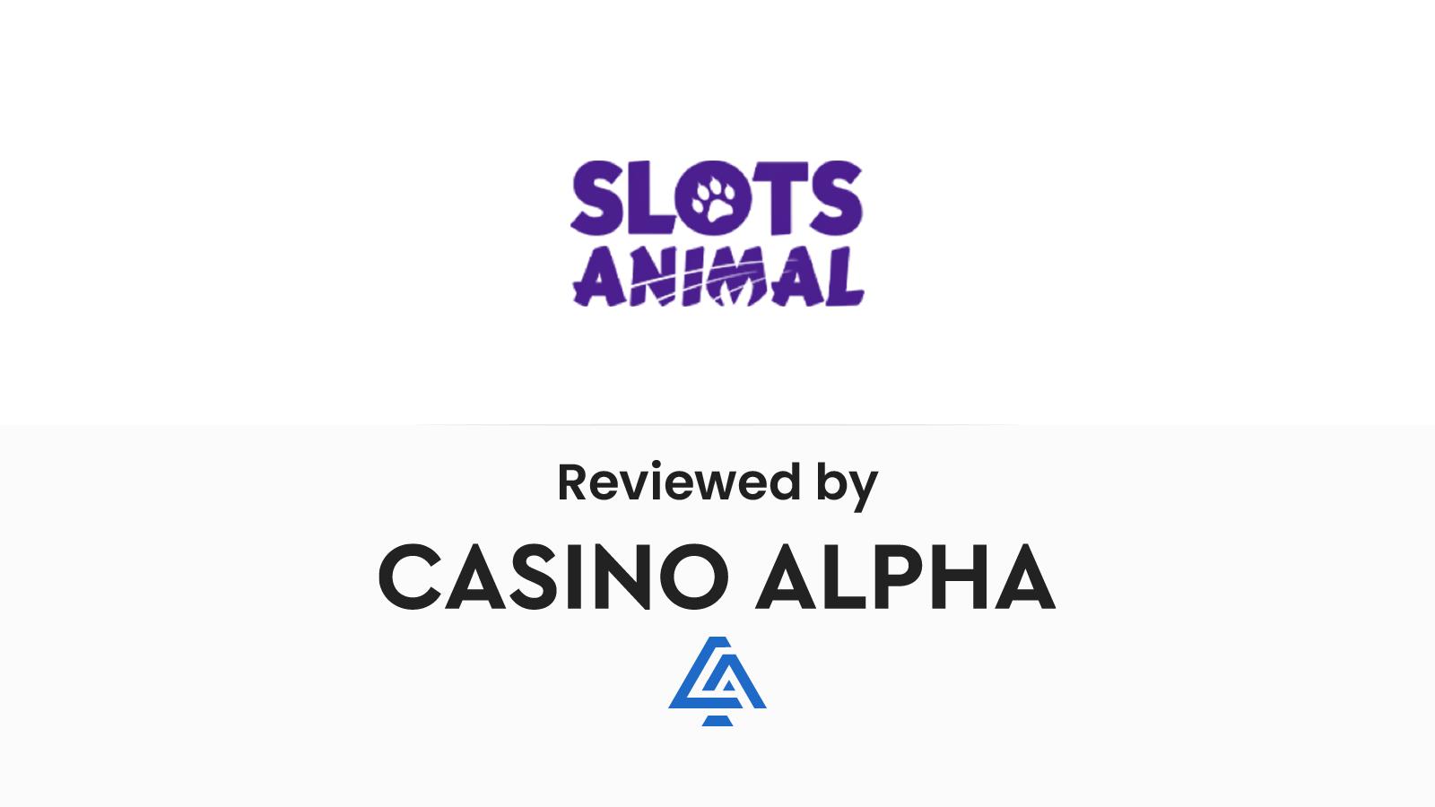 Slots Animal Review & Promo codes
