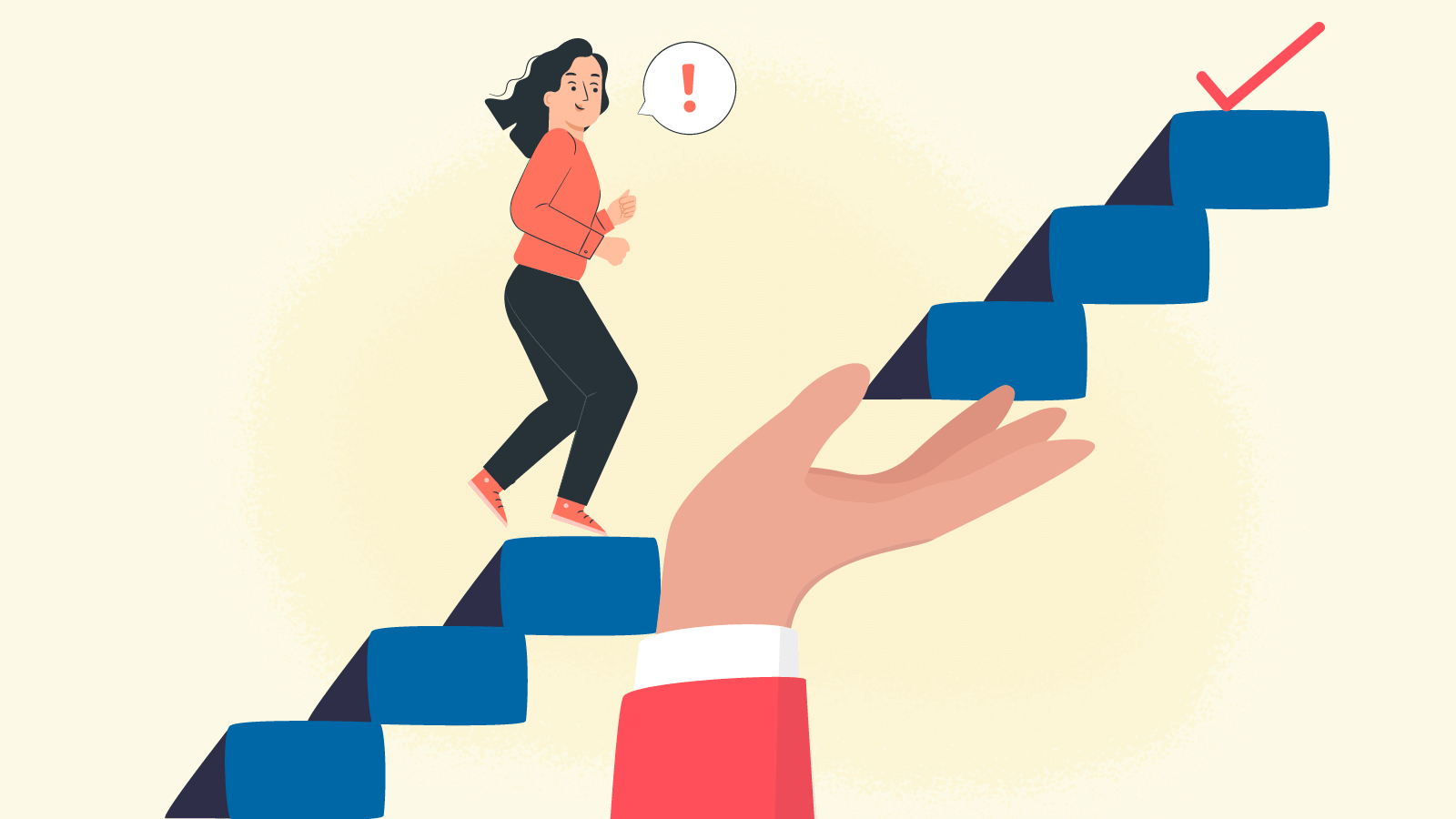 Steps and Tips to Stay in Control