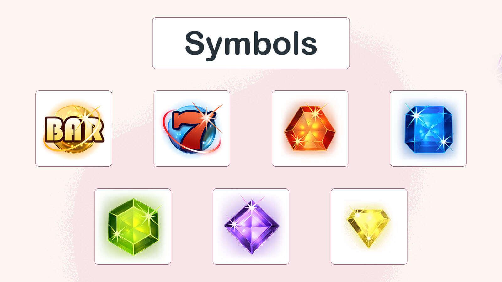 Symbols & their value