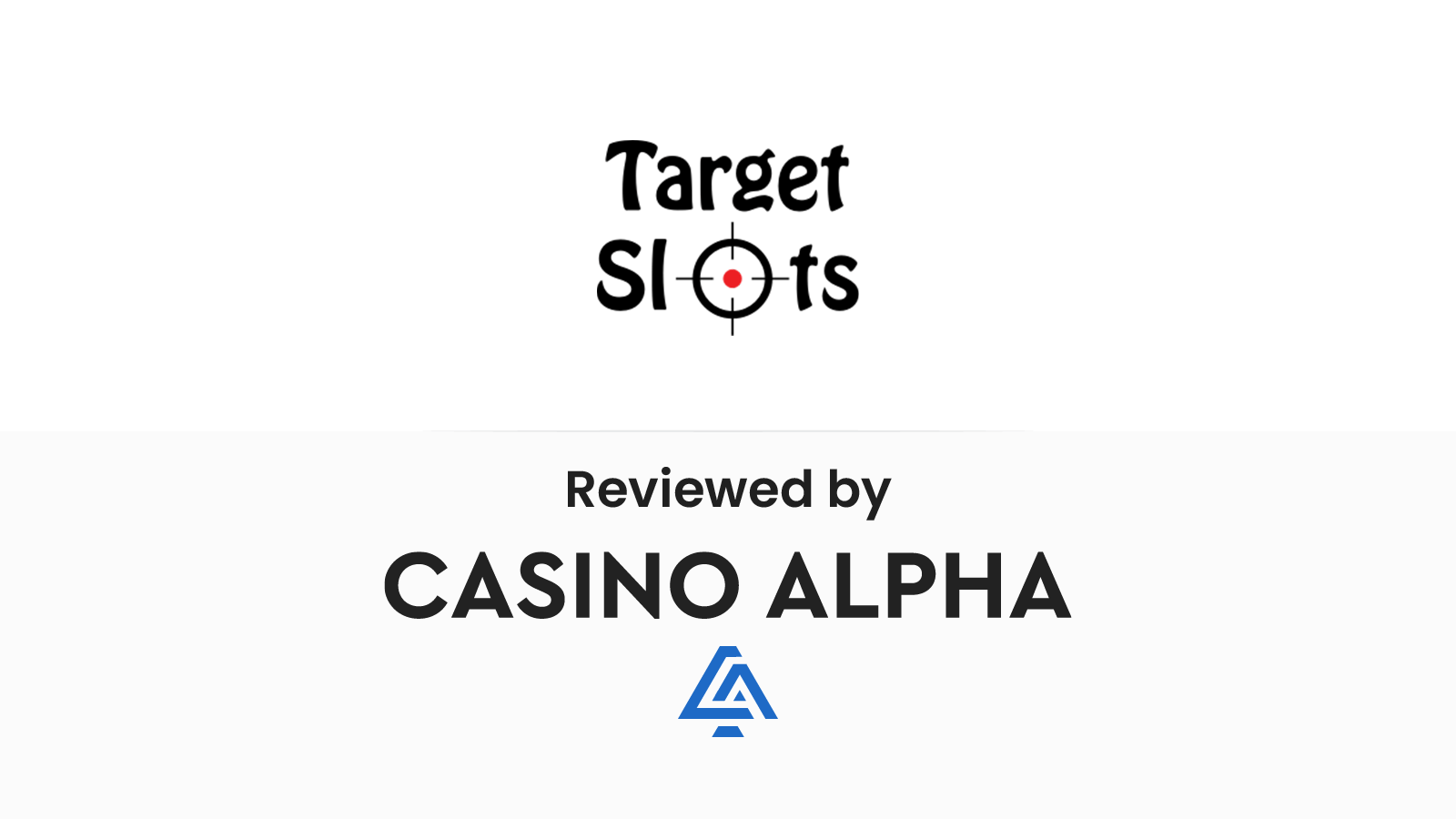 Target Slots Review & Offers → Complete List