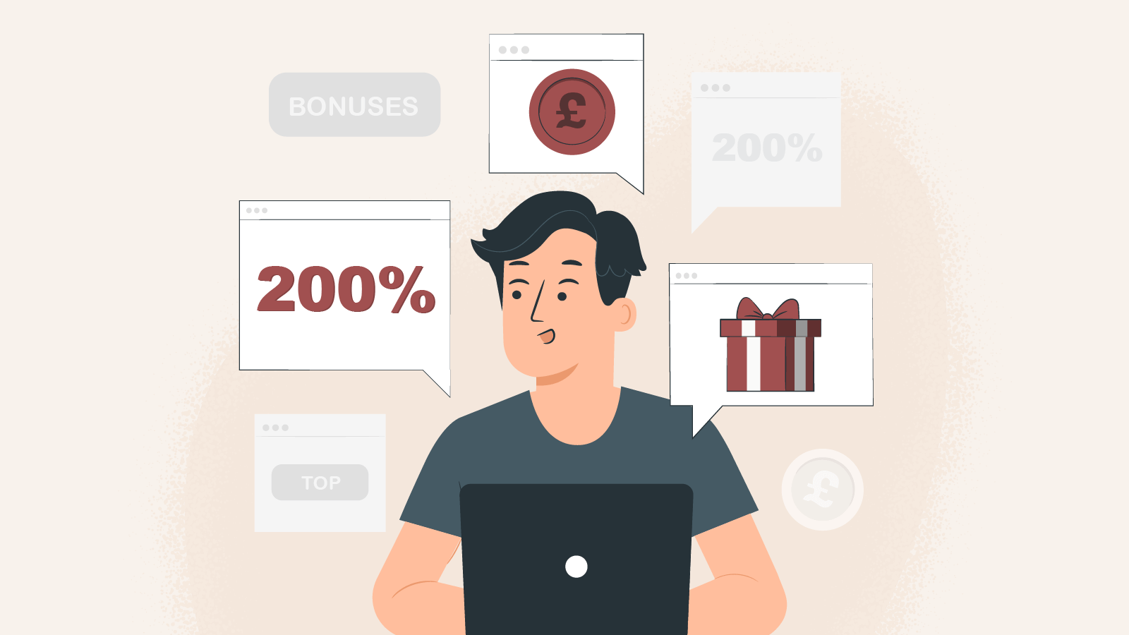 UK's top-class 200% casino bonusES