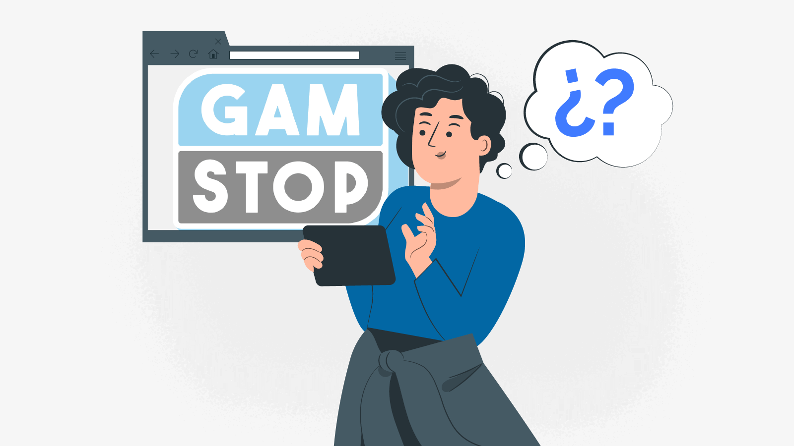 What is GAMSTOP