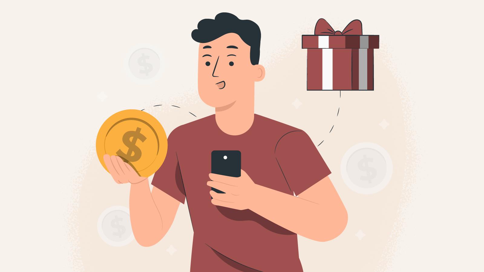 What is a first deposit bonus