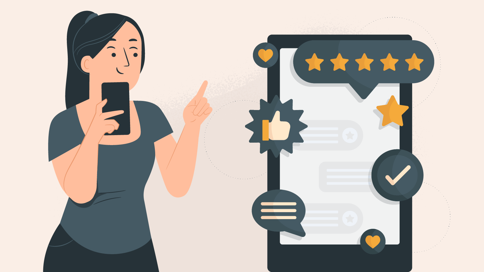 What is the role of reviews