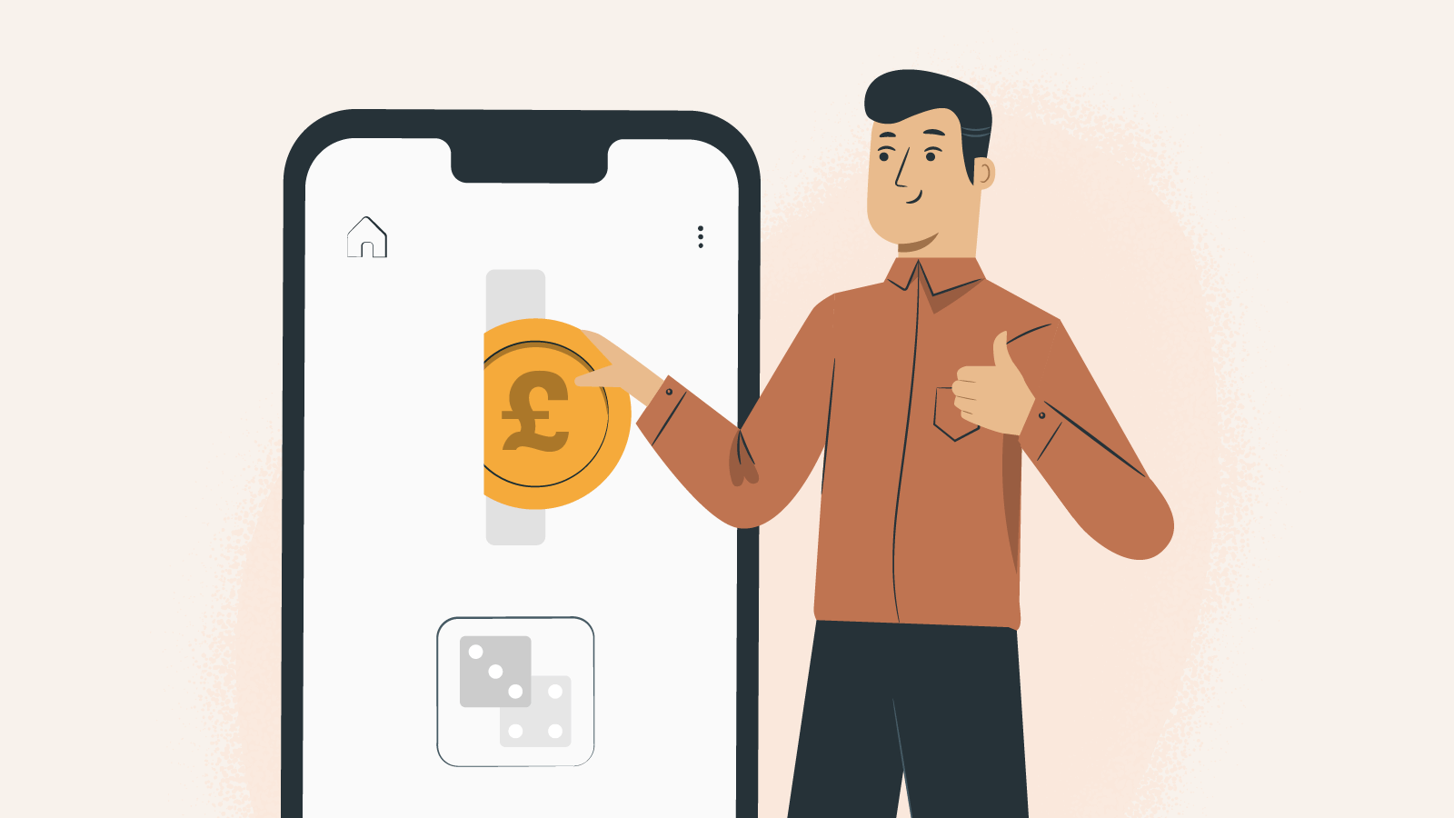 Your payment needs to be small