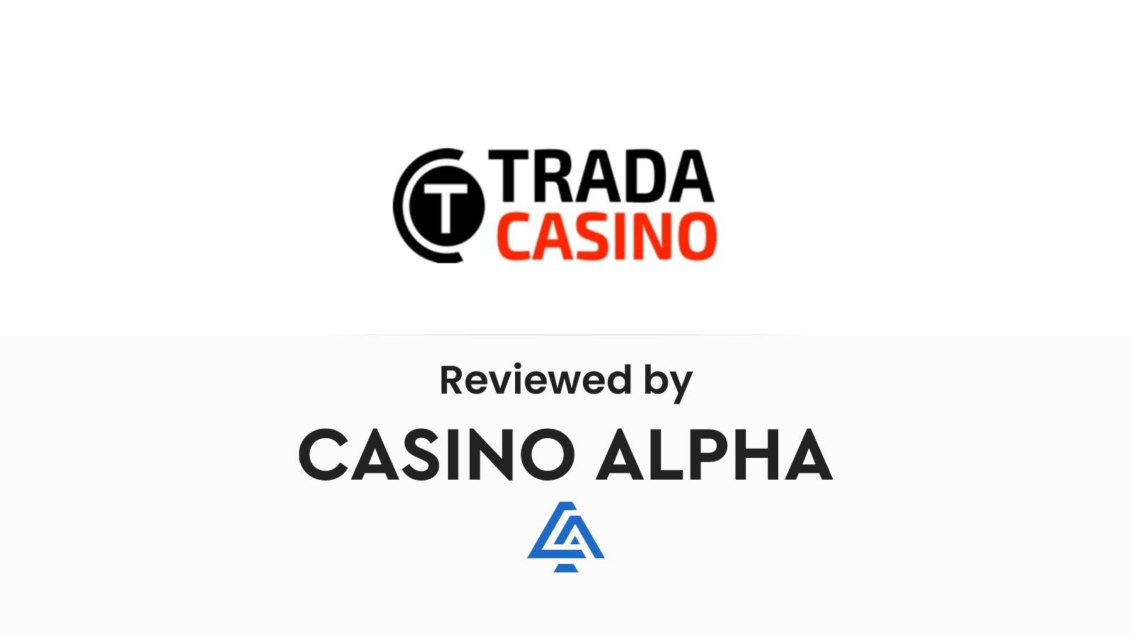 TradaCasino Review & Bonus codes
