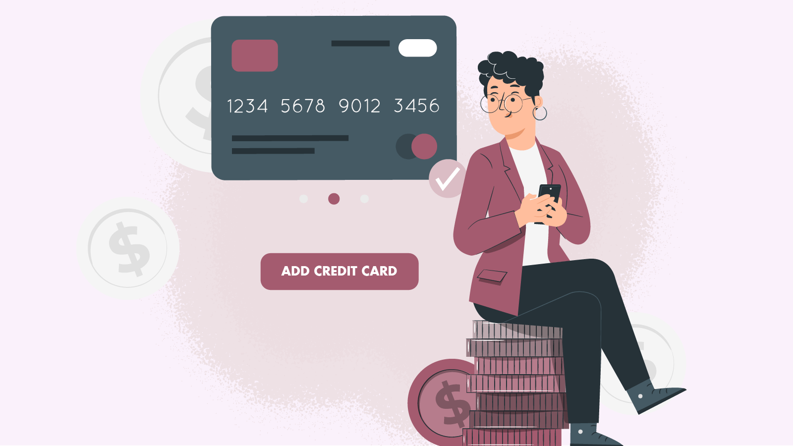 How to add a payment card