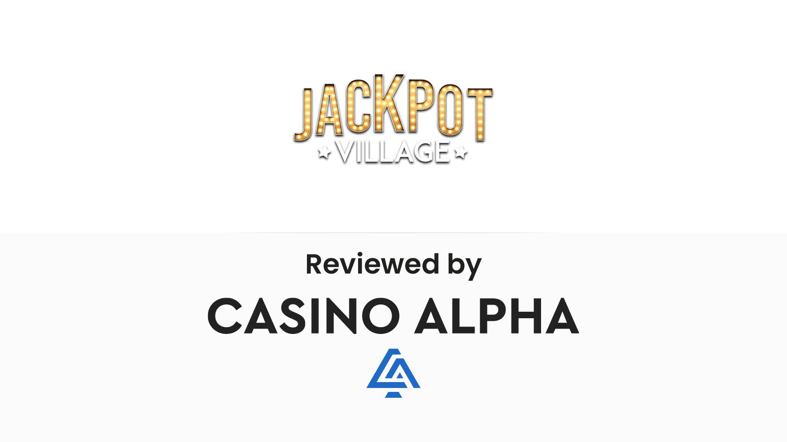 Jackpot Village Review & Bonus codes