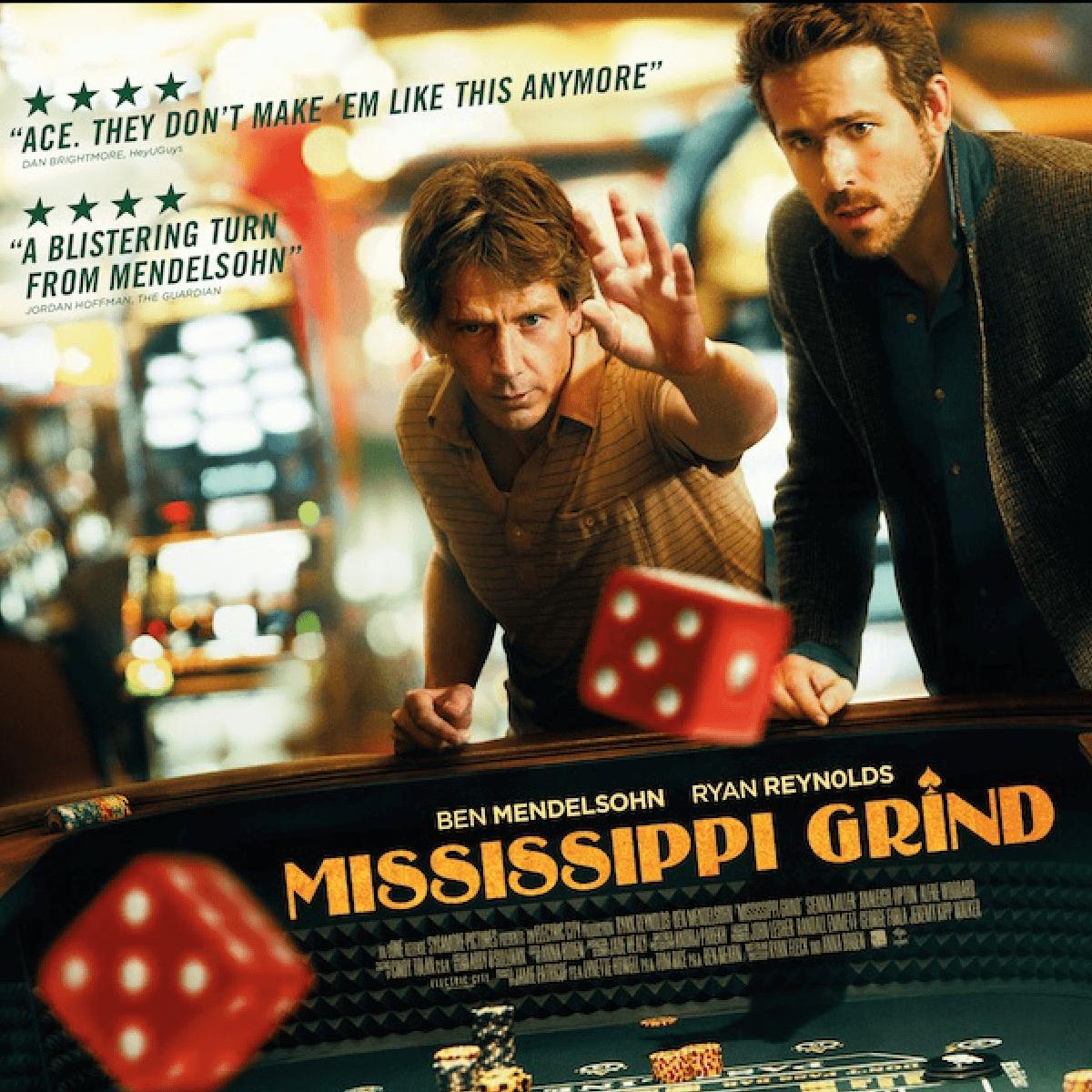 Mississippi Grind Movie