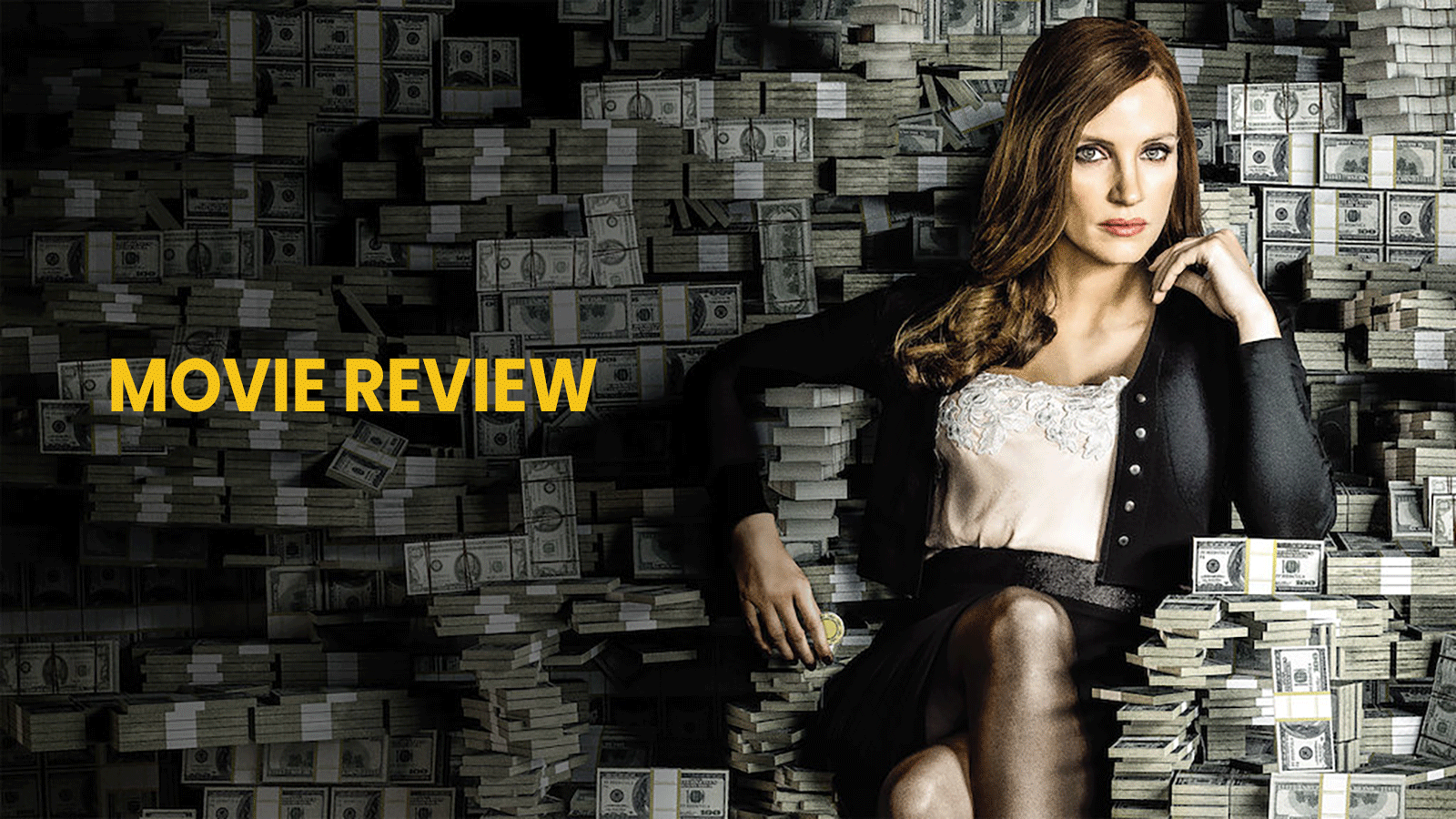 Molly's Game Review: Ski Ace to Poker Boss with Mafia Ties